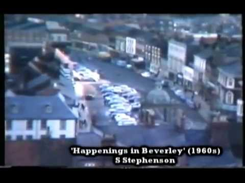 The Streets of Beverley 1960s archive ref  EYBE