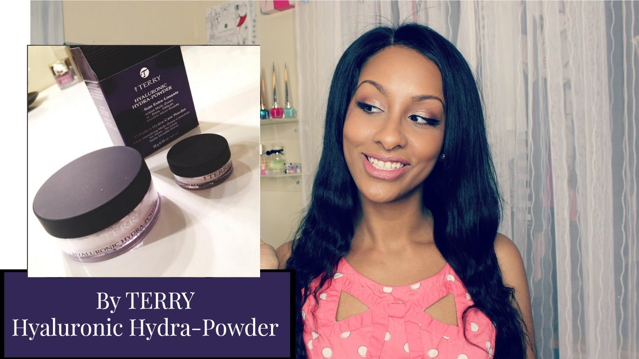 by terry hyaluronic hydra powder review