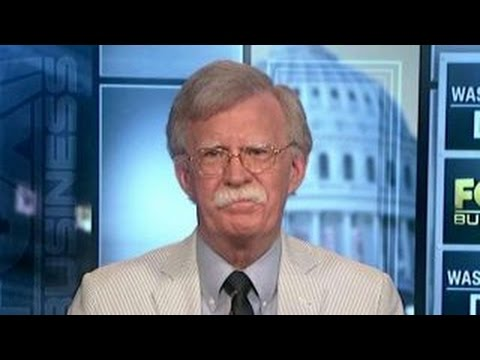 John Bolton on how Trump can win the ISIS debate