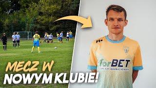 Pierwszy mecz ligowy w nowym klubie! | Lis Pola Karnego