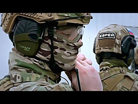 Crazy Training of Russian Special Forces - \