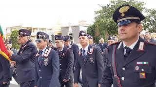 15 anniversario. Nassirya Brigadiere  Giuseppe coletta ..avola 12.11.2018