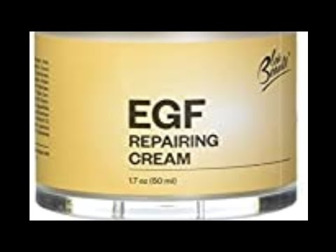 My Top Five EGF Products- Affordable and Effective  Epidermal Growth Factor Skincare Treatments
