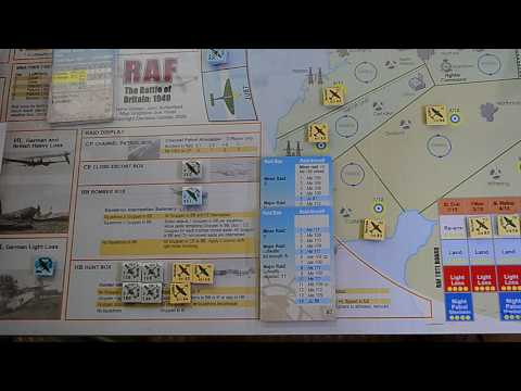 Here's How It Works: RAF Battle of Britain 1940   Game: Turn 02