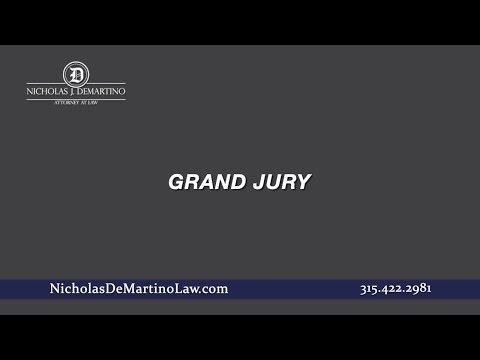 Video: Grand Jury