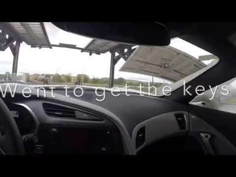 Corvette sting ray 2015 amazing beautiful car FULL HD