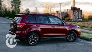 Car Review 2013: Subaru Forester 2014 - Driven | The New York Times