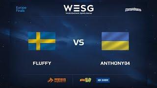Fluffy vs Anthony04, WESG 2017 Hearthstone European Qualifier Finals