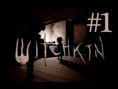 Witchkin №1 Невероятный Ужас! проходим первые 2 этажа.