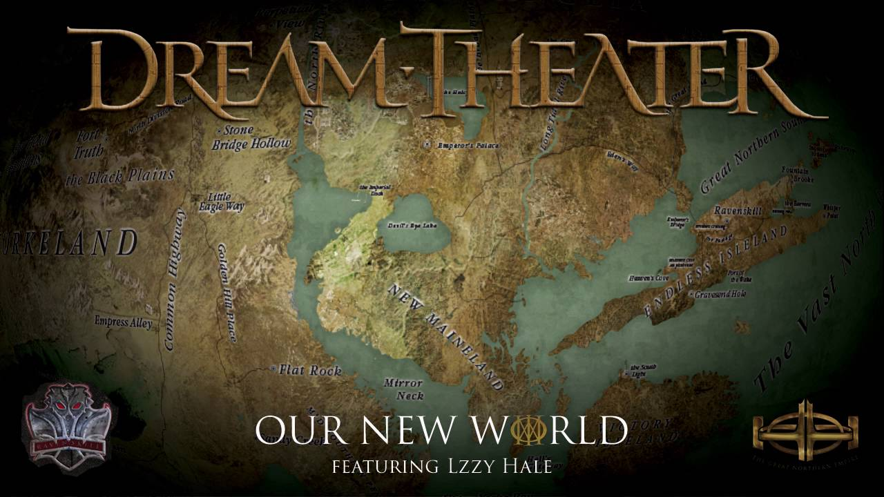 dream theater our new world feat lzzy hale official audio youtube. Black Bedroom Furniture Sets. Home Design Ideas