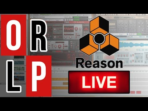 Propellerhead Reason 10 - TEST en live !