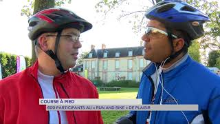 "Course à pied : 3e ""Bike and Run"" de Plaisir"