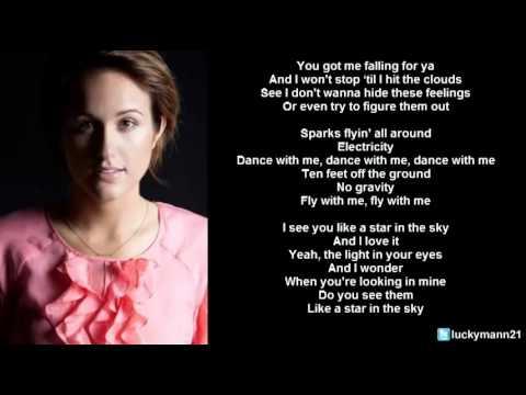 New christian lyrics