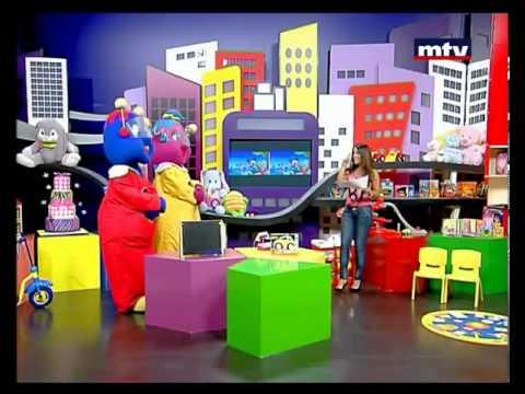 Hachette Antoine Kids on CU&TC TV Show MTV