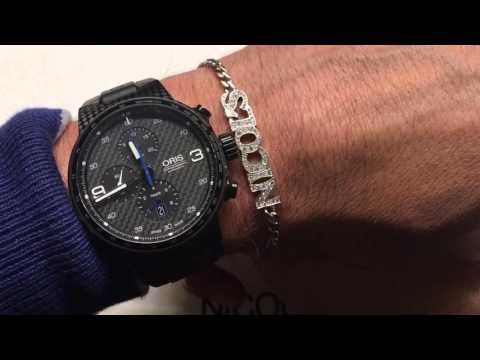 Oris Williams Valtteri Botas - Reloj Edición Limitada En Español