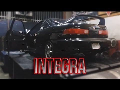 Acura Integra GSR B18C Dyno Pulls | VTEC SOUNDS