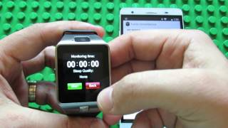 DZ09 Smart Watch Hands-On & First impressions.