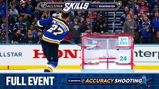 2020 Honda NHL Accuracy Shooting