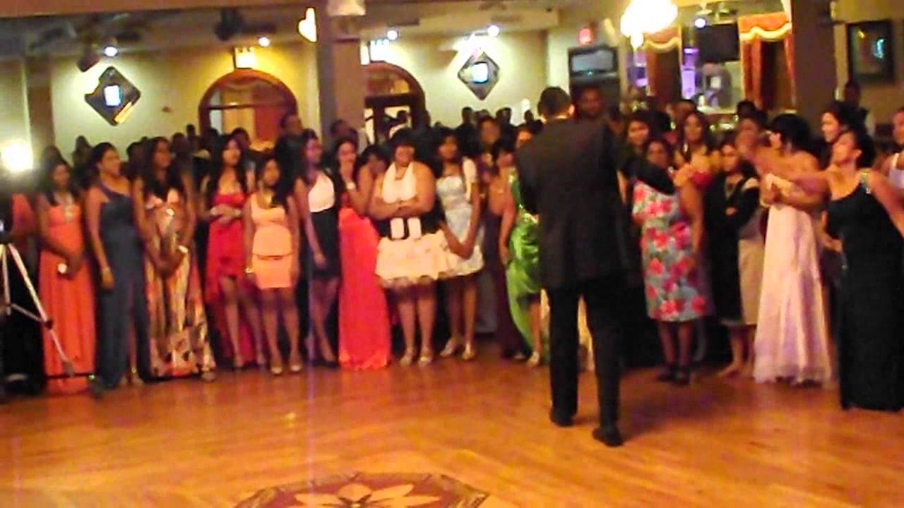 Guyanese Wedding Reception