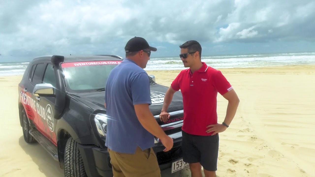 I-Venture Club – Fraser Island, November 2017