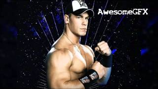 John Cena 5th WWE Theme Song - My Time Is Now (Intro Cut) [High Quality + Download Link]
