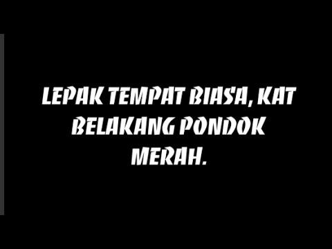 Duit Rokok - Akeem Jahat (Lyrics)