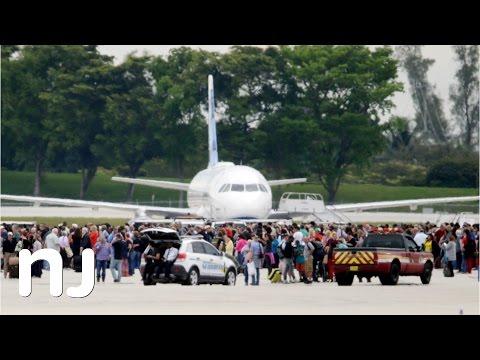 Esteban Santiago ID'd as airport gunman in fatal Ft. Lauderdale airport shooting from N.J.