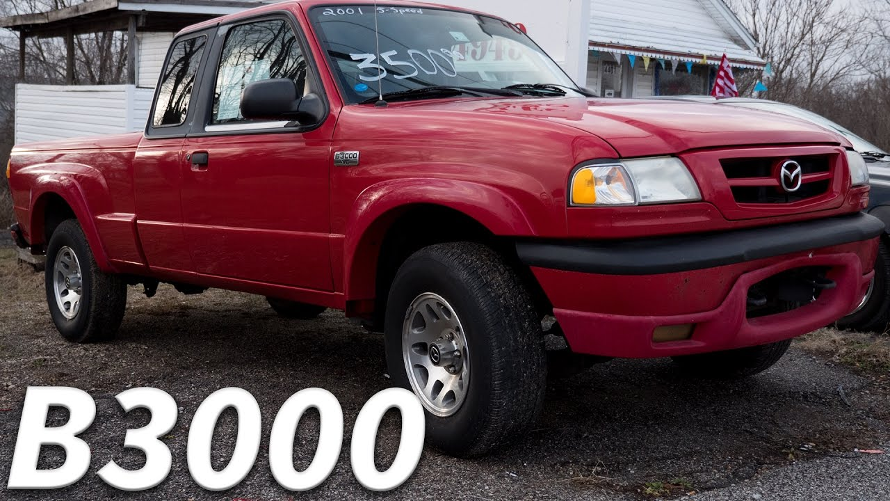 small resolution of the ranger s japanese twin 2001 mazda b3000 sx dual sport 5mt tour 4k