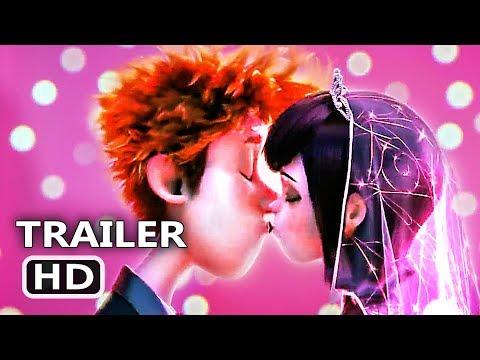 "HOTЕL TRANSYLVANІA 3 ""Valentine's Day"" Trailer (2018) Animation Movie HD"
