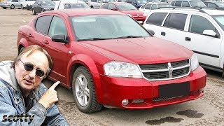 Here's What I Think About the Dodge Avenger in 1 Minute