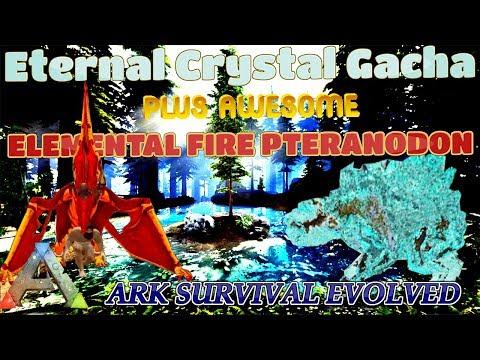 Download - ARK GACHA CRYSTALS video, eg ytb lv