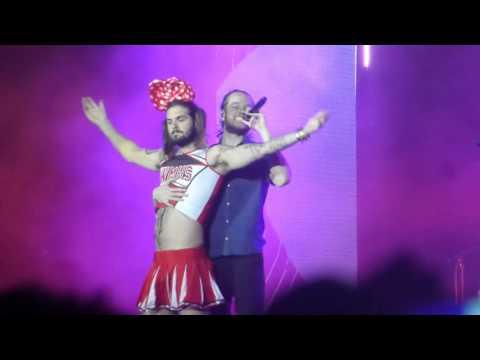Imagine Dragons - On Top Of The World - Ziggodome Amsterdam - 05-02-2016