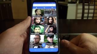 Сравнение звонилок Samsung и Google. А так же, как поставить Google Dialer на Galaxy S8(Plus)