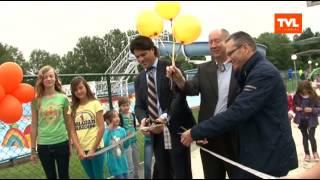 Opglabbeek: Opening nieuwe speeltuin bij Wilhelm Tell