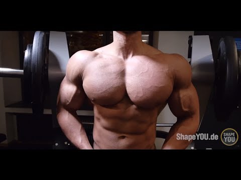 EPIC CHEST WORKOUT - by Ross Dickerson, Justin St Paul and Felix Valentino
