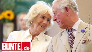 Prinz Charles & Herzogin Camilla  - 15 Jahre Nach Der Verlobung: So Hat Sie Sich Verändert