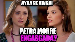 Salve se Quem Puder Petra se ENGASGA com o dente de Kyra, é levada às pressas pro Hospital!