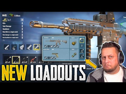 SNEAK PEEK: NEW LOADOUTS & GUN LEVELING SYSTEM