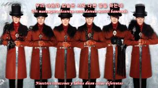SHINHWA - Hurts [Sub español + Hangul + Rom] + MP3 Download