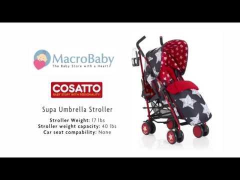 Cosatto Supa Umbrella Stroller