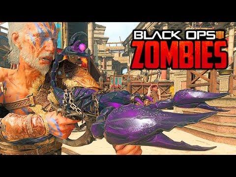 CALL OF DUTY BLACK OPS 4 Zombie Mode Gameplay - Wunderwaffe