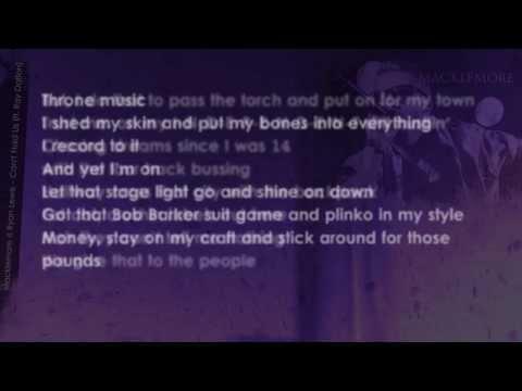 Macklemore & Ryan Lewis - Can't Hold Us (Ft. Ray Dalton) Lyrics