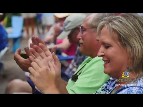 Ocrafolk Festival - Ocracoke North Carolina