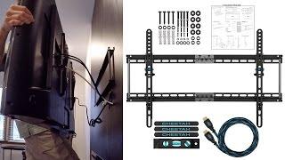 Cheetah TV Wall Mount Setup, Installation and Review