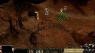 Warhammer Mark of Chaos gameplay part 1