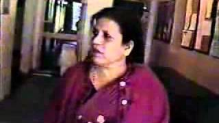 DAD MOM IN HINDU TEMPLE 2001