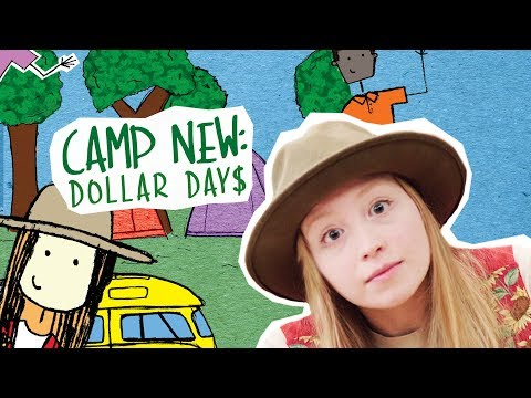 Camp New: Dollar Days - Trailer