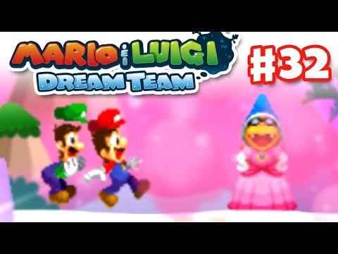 Mario & Luigi: Dream Team - Gameplay Walkthrough Part 32 - Imposter! (Nintendo 3DS)
