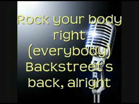 The Backstreet Boys: The Hits-Everybody (Backstreet's Back) w/ Lyrics