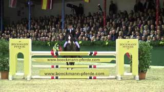 Magic Cornflakes by Miraculix - Nibelungenheld / Stallion Show Vechta 2014 - Böckmann Pferde